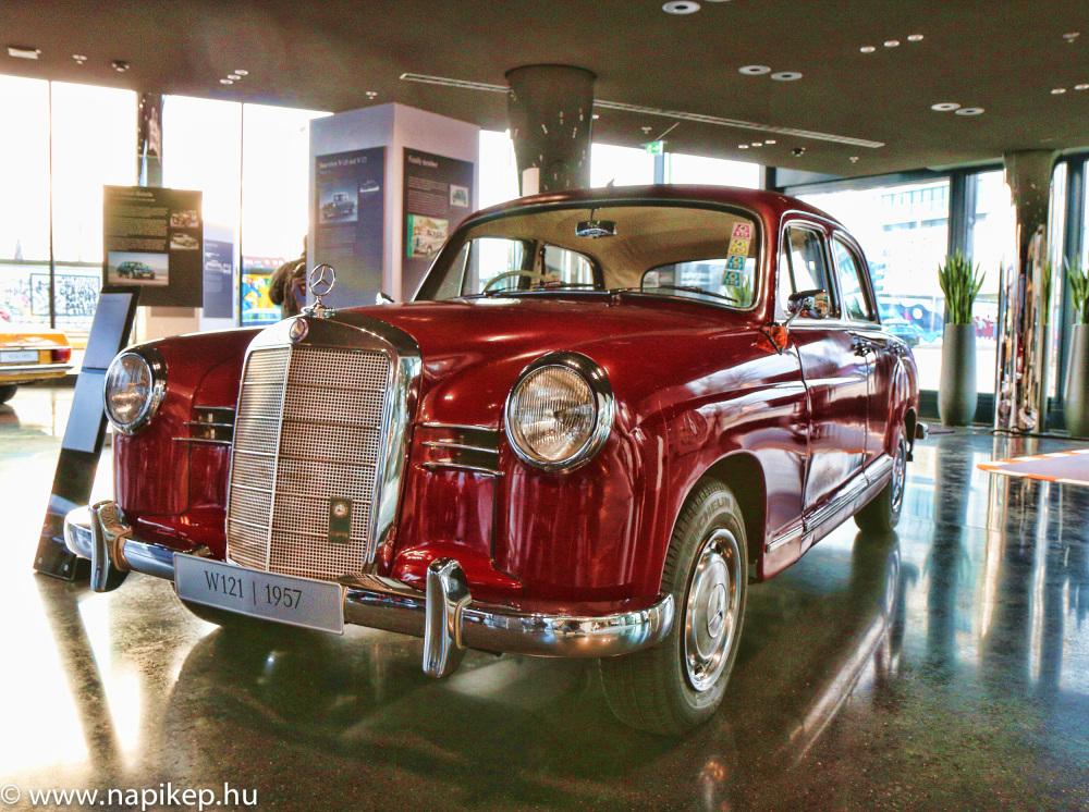 W121 - 1957