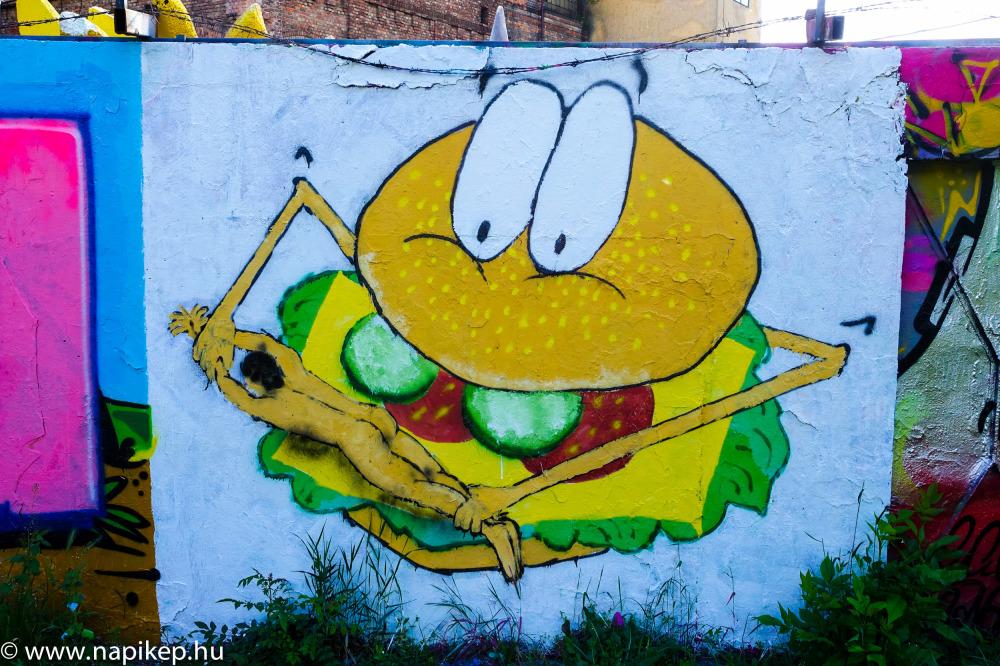graffiti I.
