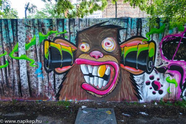graffiti II.