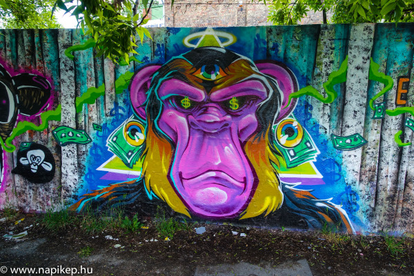 graffiti III.