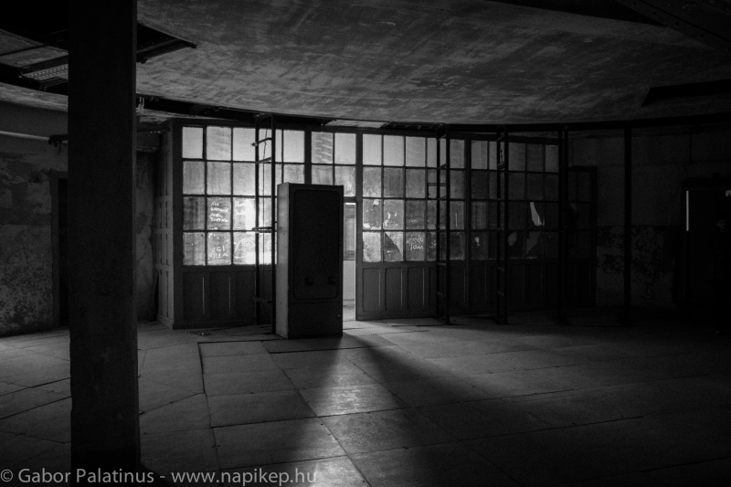 Kelenföld series - basement II.