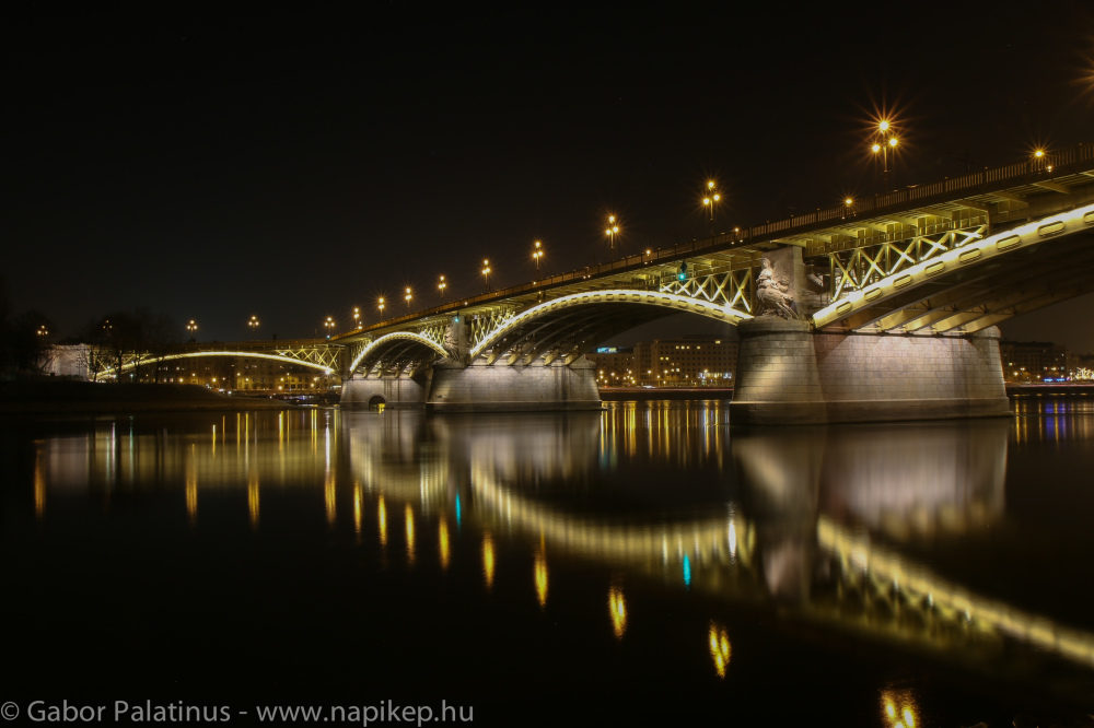 under the bridge IV.