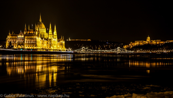 ice braking on Danube II