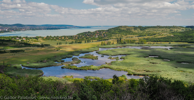 view from Őrtorony viewpoint