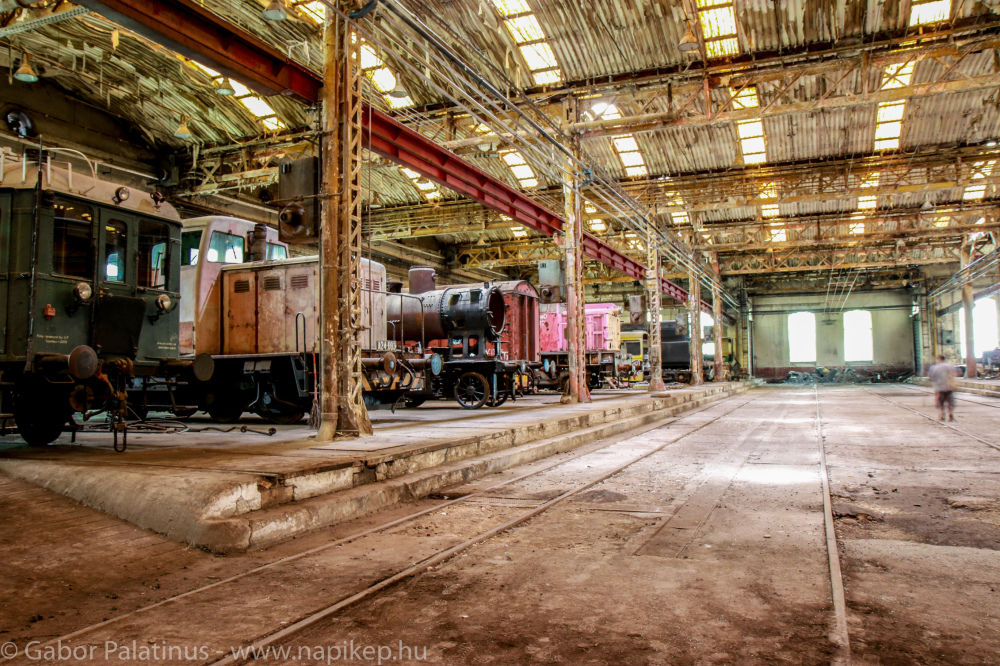 train cemetery IV.