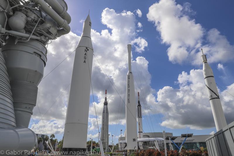 rocket park I.