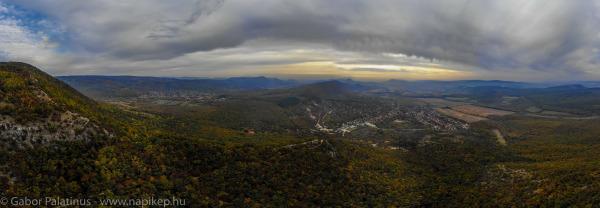 Pilis-Teto panorama I.
