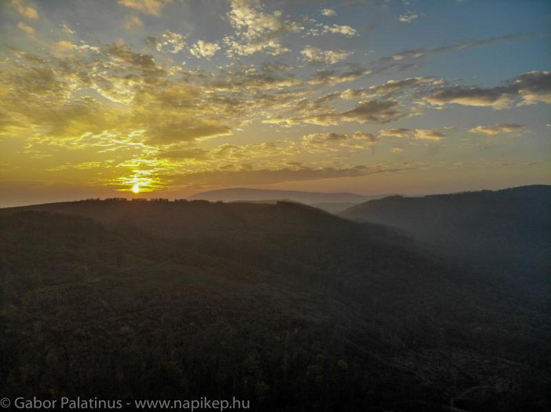 Sunset at Sikaros