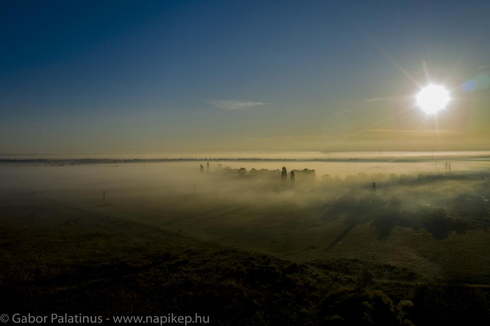 foggy morning series I.