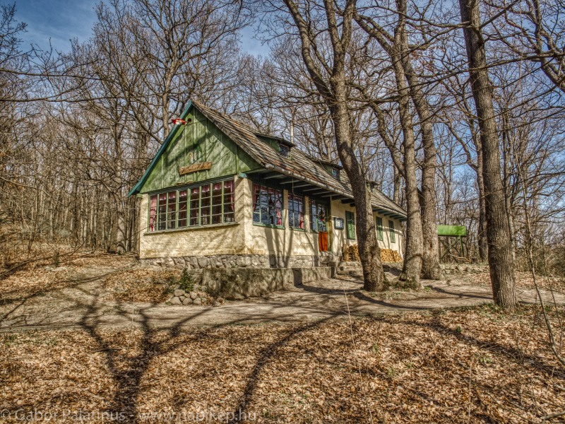 another HDR - the Hubertus house