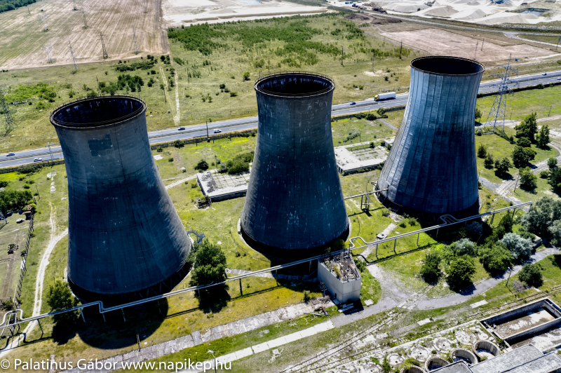 Inota Thermal Power Plant, Cooling Tower III.