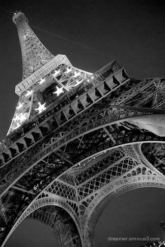 Eiffle Tower - Paris