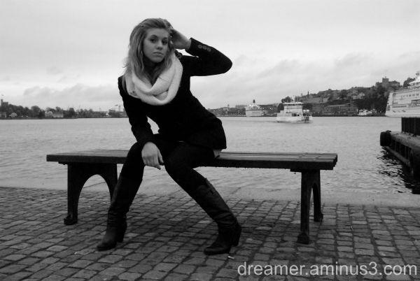 Girl in Stockholm