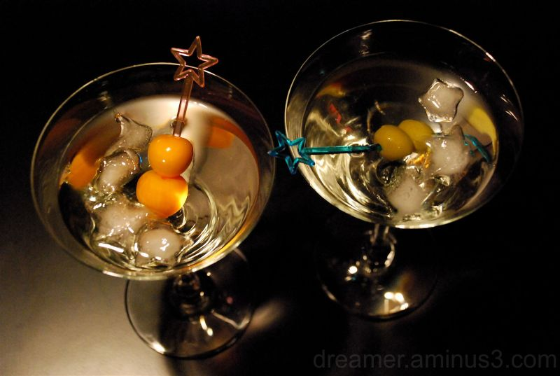 Martini coctail