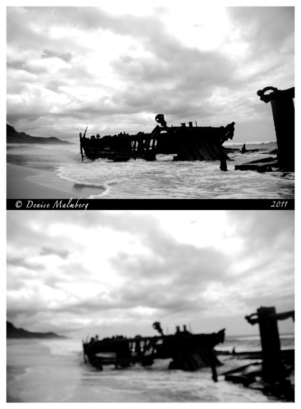 The Wreck on Fraser Island, S.S. Maheno