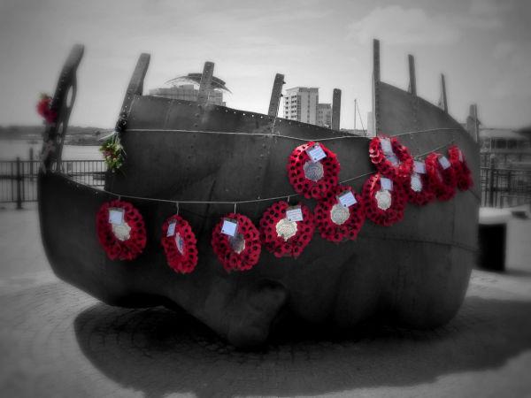 Cardifff Bay Memorial