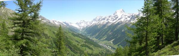 Lötschental Panorama