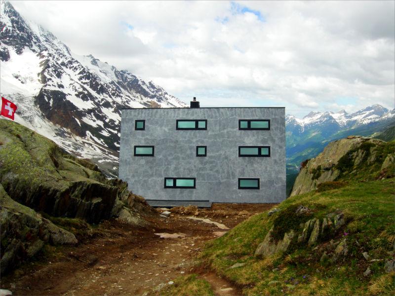 Anen Hütte in Lötschental