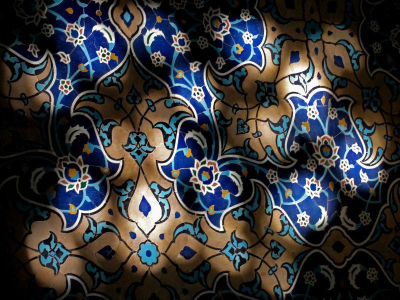 Sheikh Lotfollah Mosque ,Isfahan ,Iran