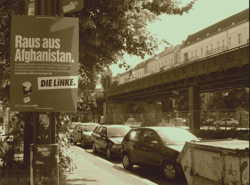 Schoenhauser Allee, Berlin