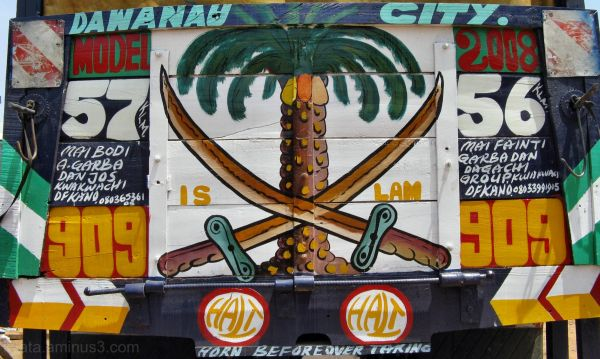 Nigerian Truck Art