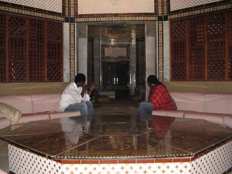 Gidan Deribe, Maidguri