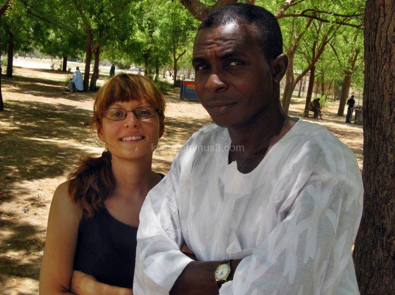 Nigeria, Maiduguri, Friends