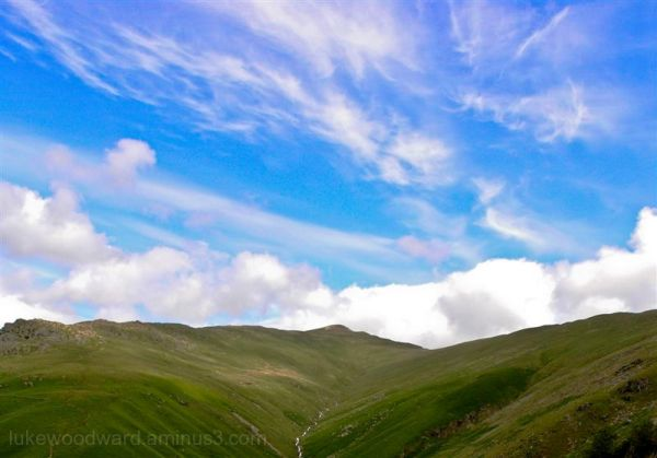 Hills and Sky 3