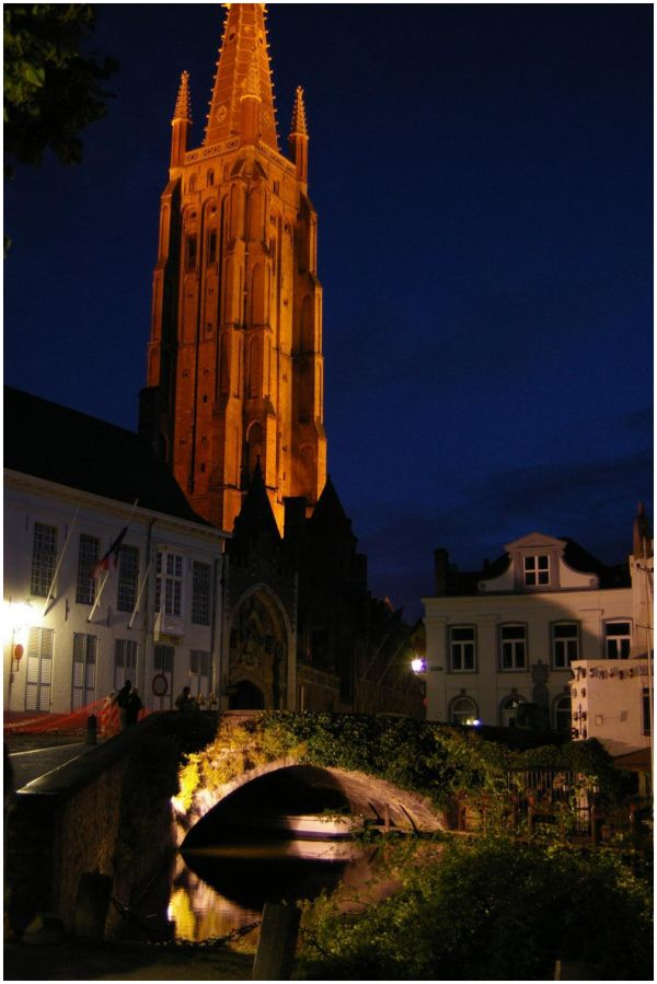 Colors from Brugge
