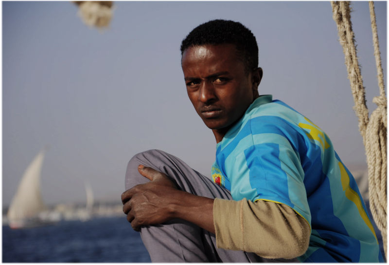 Navegante egipcio