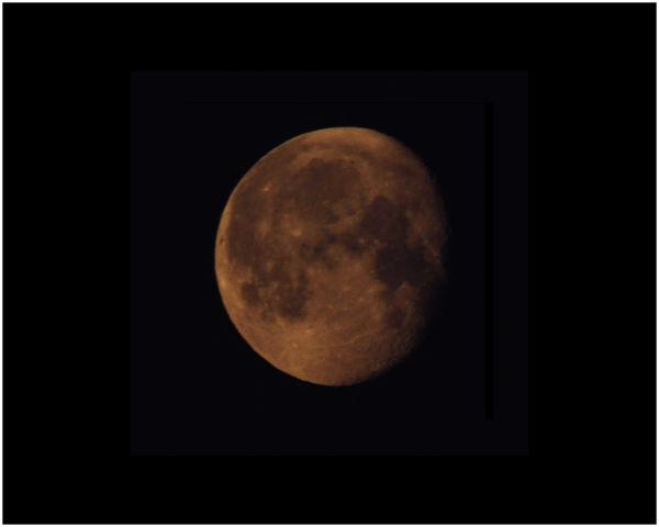 Simplemente la luna