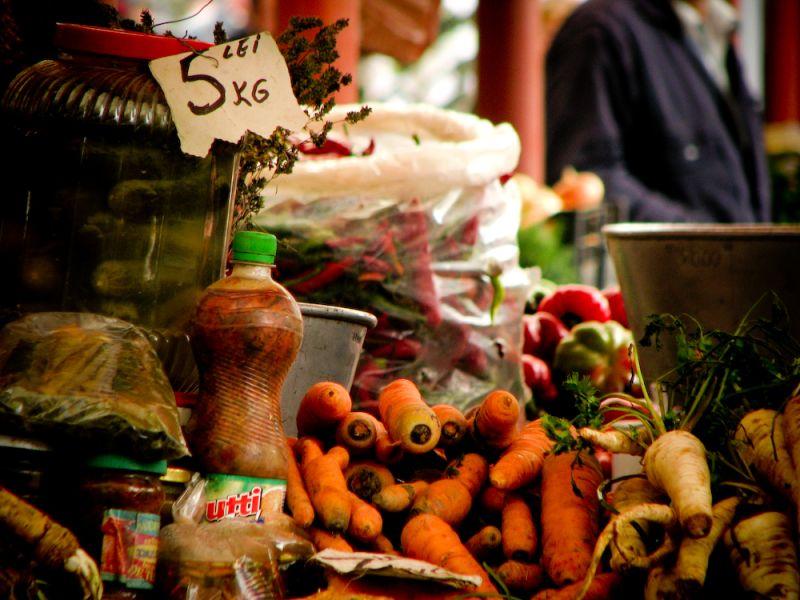 roman local market