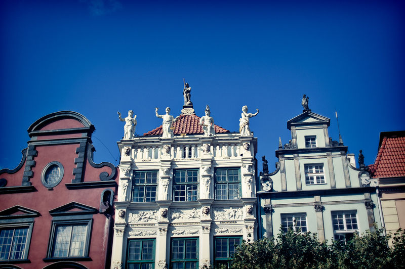 houses in Gdańsk
