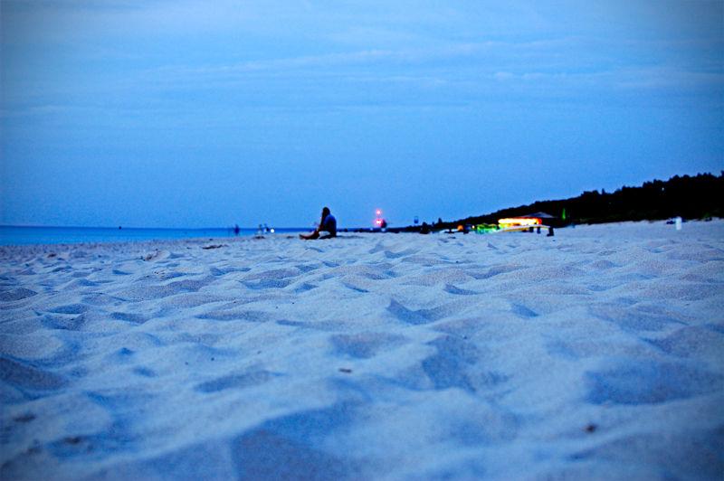 beach at sundown pt.2