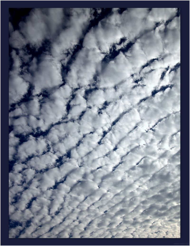 Patches of clouds