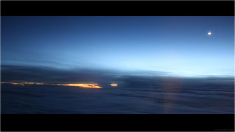 Daybreak, sunrise