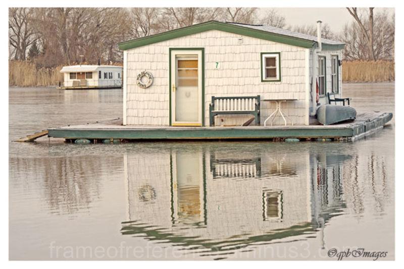 Houseboat