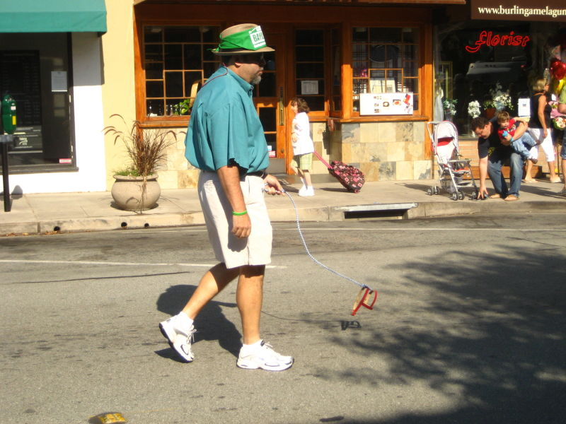 Burlingame Pet Parade