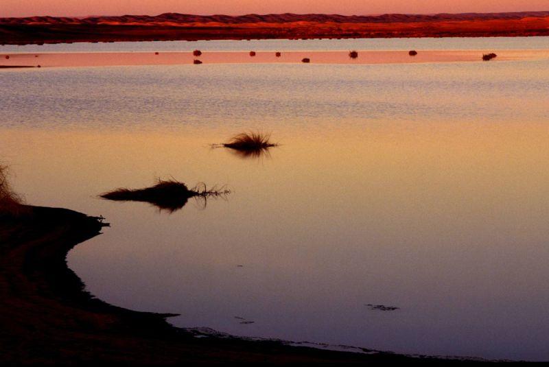 Lac de Yasmina