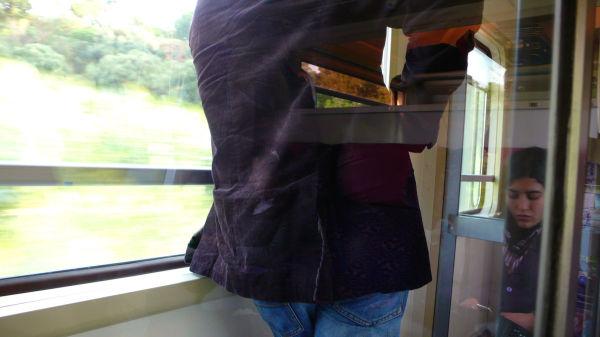 Au train où vont les paysages...
