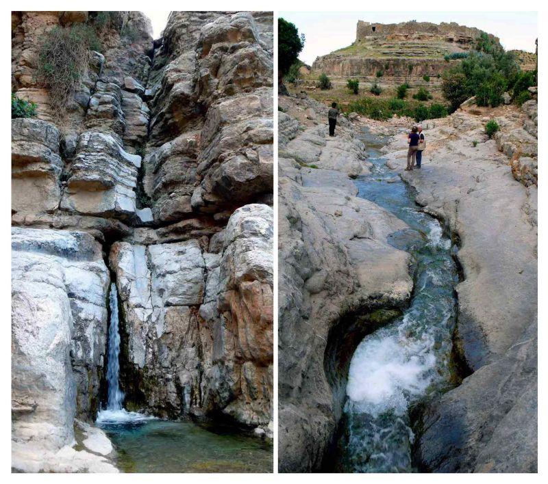 Cascade Casbah Taferdouste