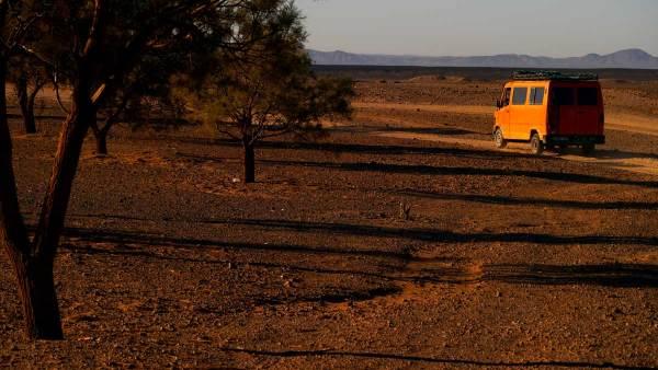 Taxi du désert