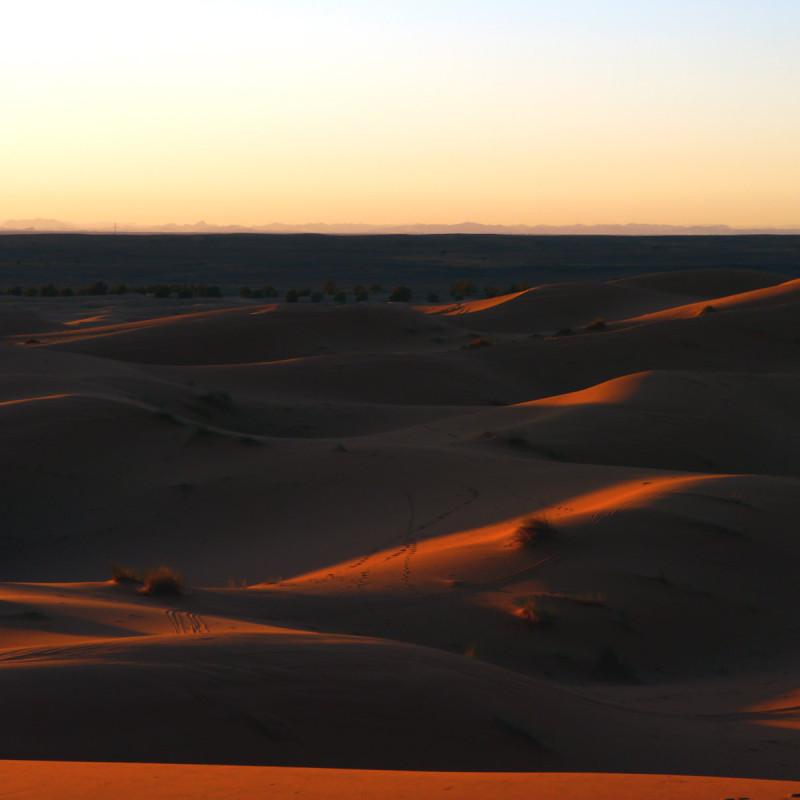 Depuis la haute dune 1/10