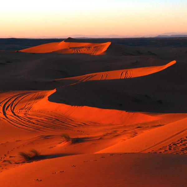 Depuis la haute dune 2/10