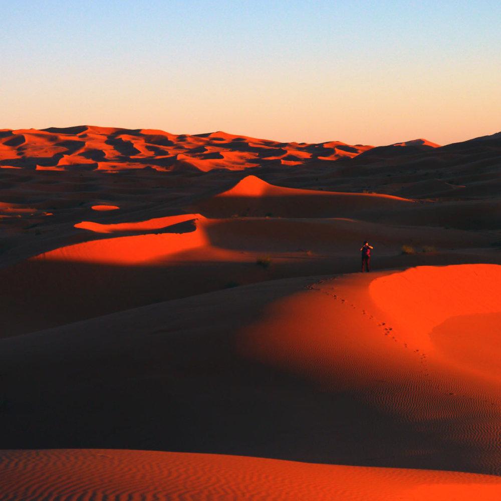 Depuis la haute dune 3/10