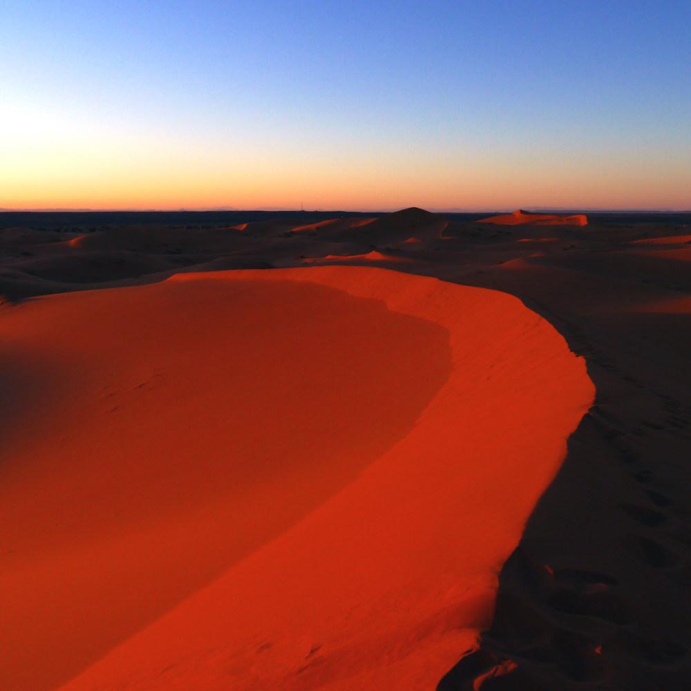 Depuis la haute dune 6/10