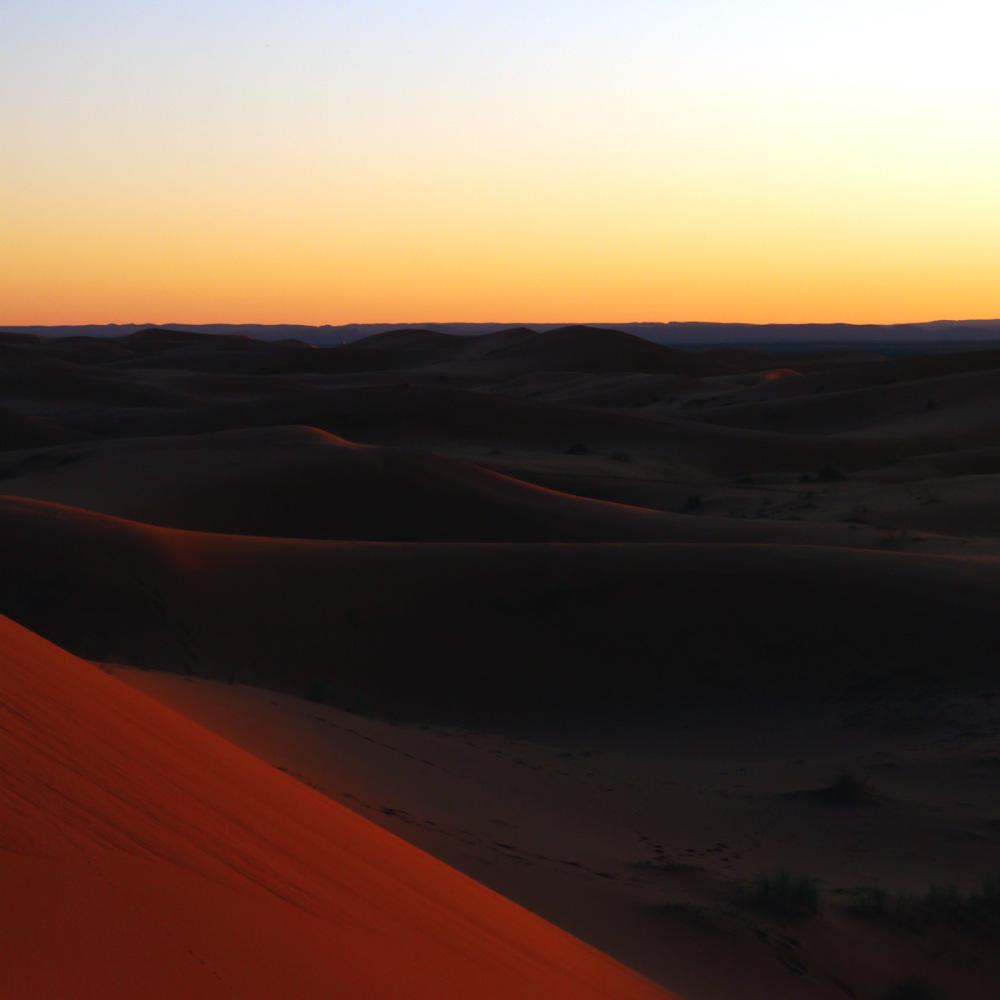 Depuis la haute dune 8/10