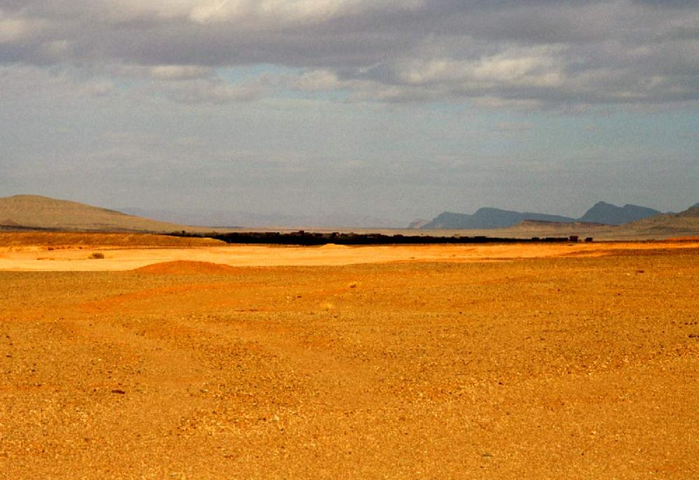 Impression désert 3