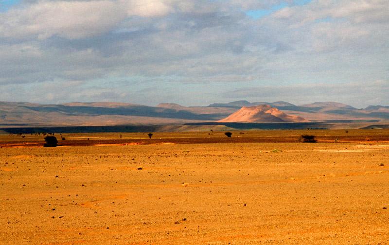 Impression désert 5