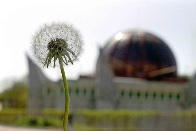 La nouvelle mosquée de Strasbourg